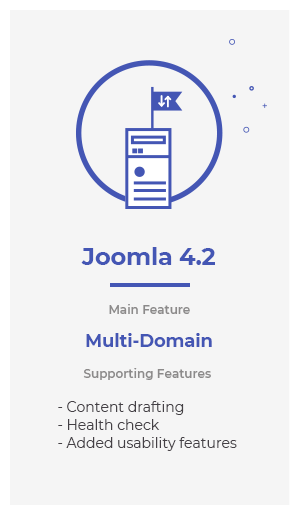 Joomla42 features