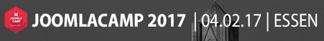JoomlaCamp Essen